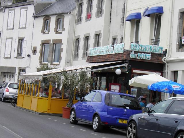 Restaurant du Port, Granville
