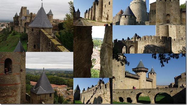 carcassonne montage