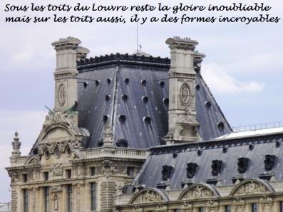 Louvre toits haiga