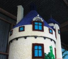 carneval 2014 chateau 3, detail