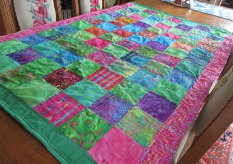Klervie's playmat