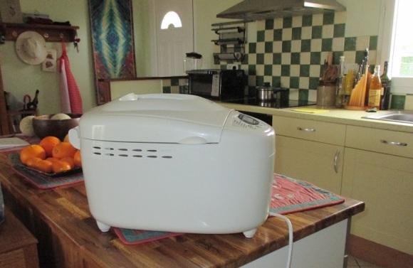25.4.15 bread machine