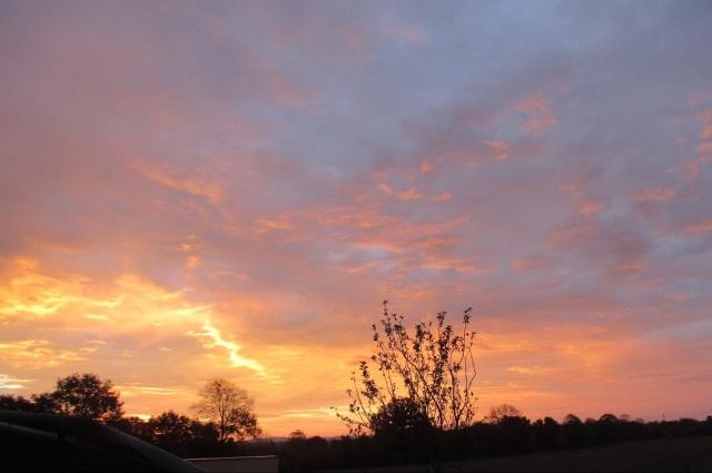 Sunrise 1 27.10.15