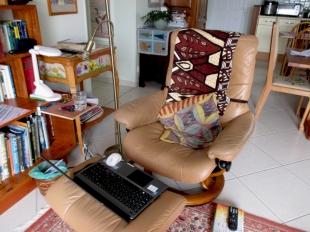 my armchair