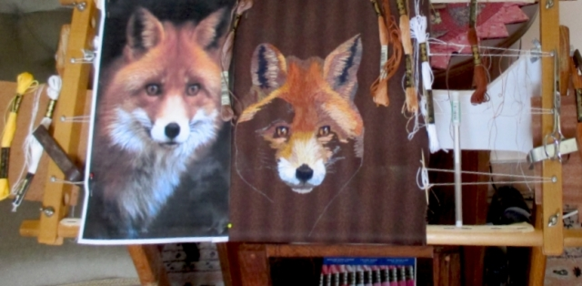 Foxy progress report 6.5.16