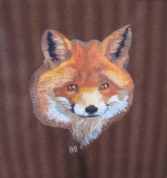 Mister Foxy head