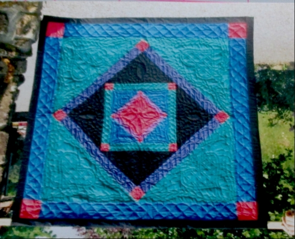 Amish quilt for Maria Kepa