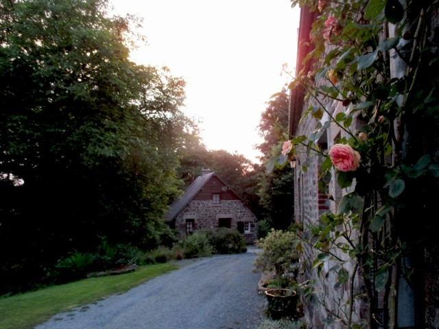 sunset at the mill 24.6.16